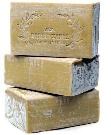 Papoutsanis Olive Oil Soap 3 Bars 8.4oz/250gr each by Papoutsanis Green Bar Soap, http://www.amazon.com/dp/B000150MFW/ref=cm_sw_r_pi_dp_VOOmsb0ZT7JH1