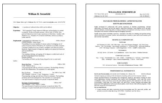 17 Best Images About Information Technology (IT) Resume Templates & Samples On Pinterest