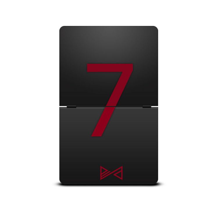 7 days until the launch