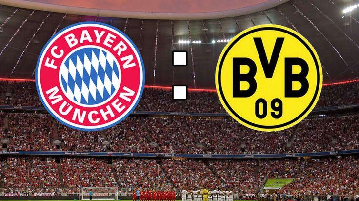 FC Bayern München - Borussia Dortmund: 5-1