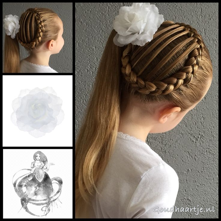 Hairstyle with gorgeous flower from the webshop www.goudhaartje.nl This hairstyle is inspired by  @prettylittlebraids    #hair #hairstyle  #stunninghair #longhair #beautifulhair #gorgeoushair #hairinspiration #hairinspo #braid #braids #dutchbraid #ponytail  #braidideas #hairaccessories #plait #plaits #trenza #vlecht #vlechten #haaraccessoires #hairstylesforgirls  #goudhaartje #haarstijl