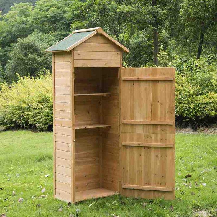 Garden Tool Storage Cabinet