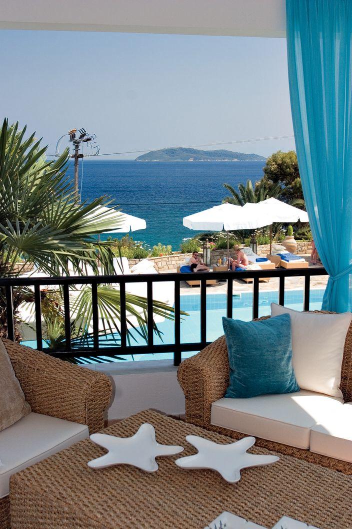 Aegean Suites Hotel  Megali Ammos, Megali Ammos (Skiathos), Greece