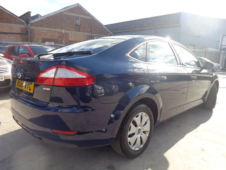 2008 (58) - Ford Mondeo 1.8 TDCi Edge 5dr (6 speed), photo 9 of 10