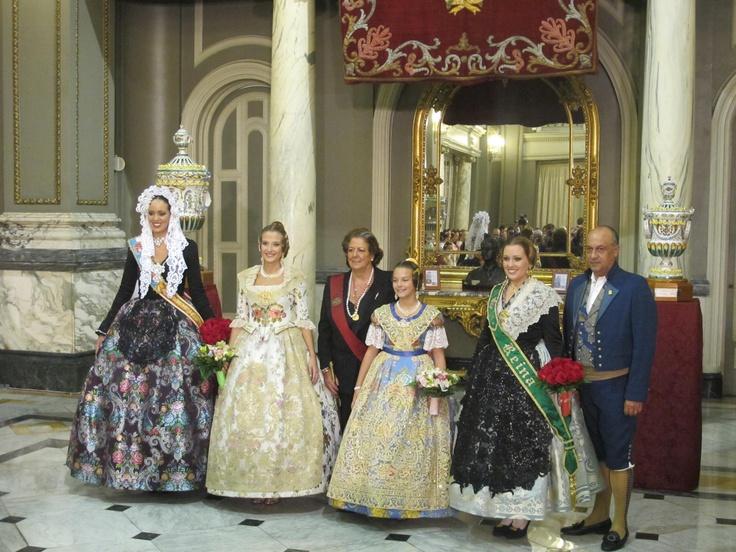 Castellón, Valencia y Alicante Una Comunitat en plena festa.