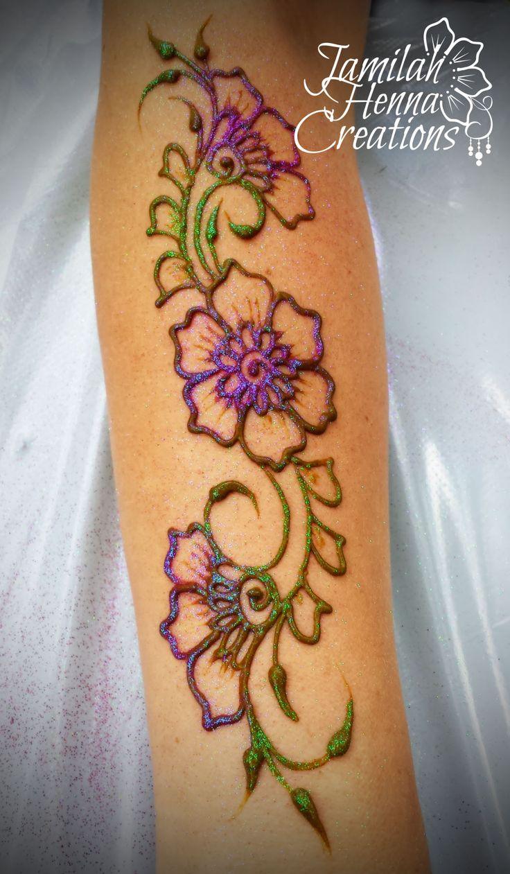 Mais De 1000 Ideias Sobre Henna Flowers No Pinterest | Hena Mehndi E Designs Henna