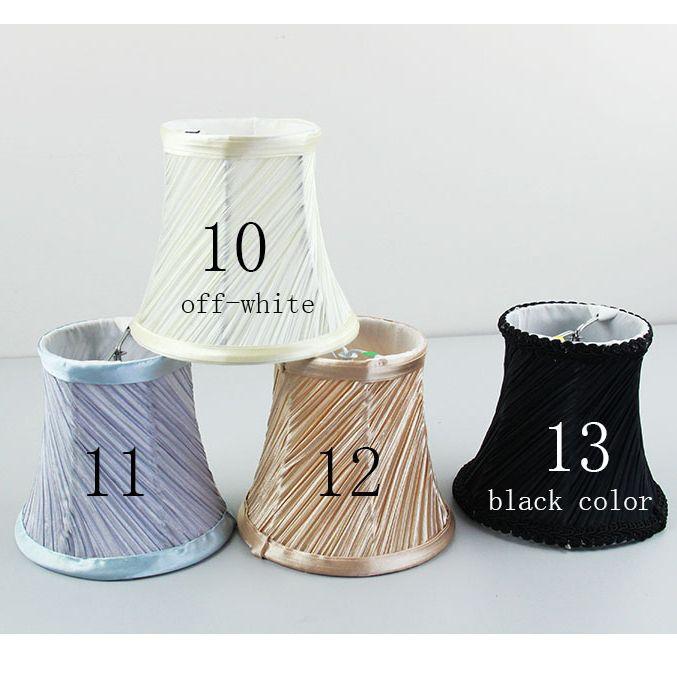 New!!! мини абажур люстра, лампа Охватывает, красочные стены абажур Diy, клип на купить на AliExpress