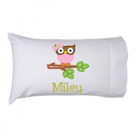 21 best monogrammed baby gifts images on pinterest baby gifts monogrammed owl pillowcase only 20 with name included makes a great monogrammed gift pillowcasesbaby giftsowl negle Gallery