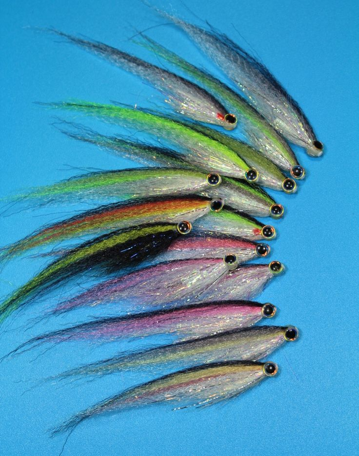 Fly Tying Nation: Saltwater Nation - Saltwater fly pattern