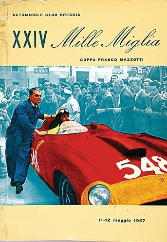 mille miglia 1957 brochure