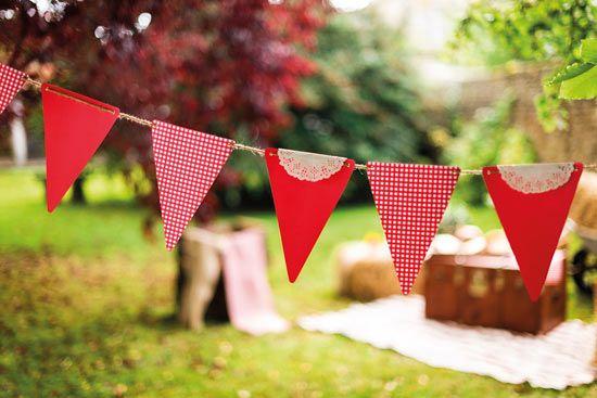 Déco esprit guinguette : 7 DIY pour l'été - Idées de fêtes