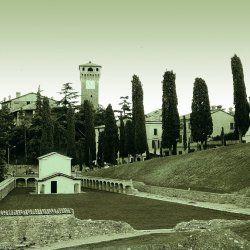 CAMPO SAN ROCCO - Ex cimitero napoleonico,  XIX sec, Levizzano Rangone