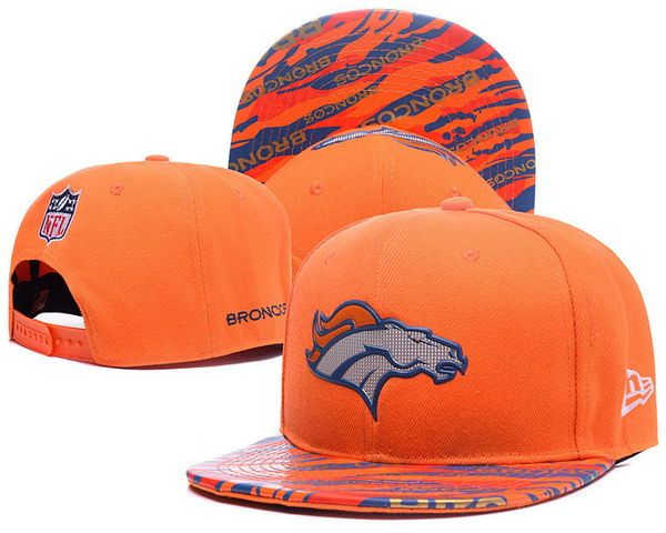 Denver Broncos 2016 NFL On Field Color Rush Snapback Hats Leather Brim|only US$6.00 - follow me to pick up couopons.