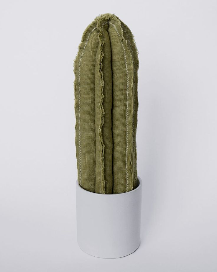 Beloved Lane | Plush cactus.  Handmade in LA, upcycled from vintage/remnant fabric.  Shop local!