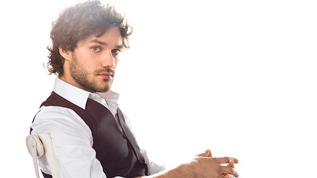 Lorenzo Richelmy as a warlock in The Immortals?
