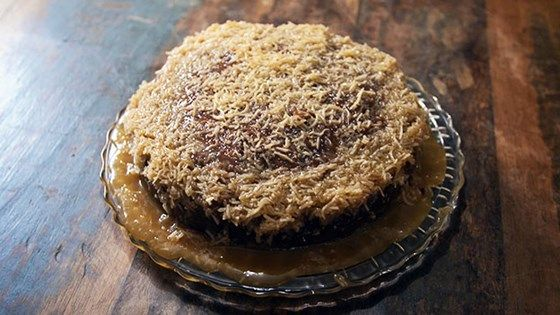Gâteau Ricarlotte