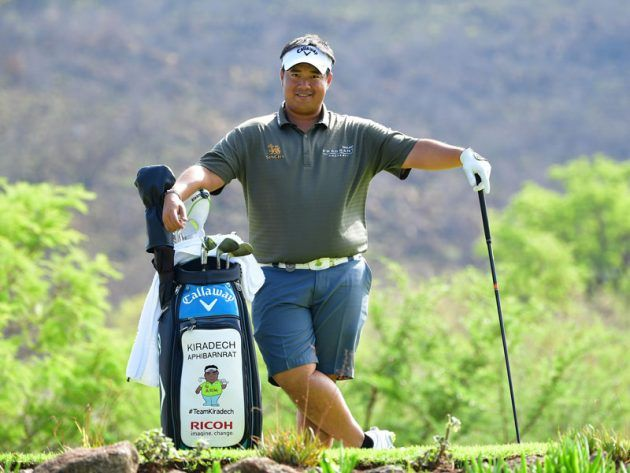 Kiradech Aphibarnrat What S In The Bag Golf Monthly Gear Latest Golf News Bags European Tour