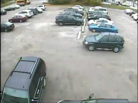 Extreme Fitness Canada Ontario BMX X5 Parking Fail HIT AND RUN!! new 2009