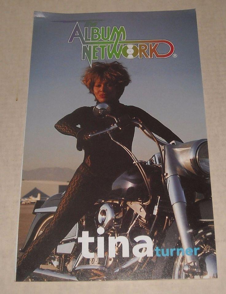 10/4 1991 The ALBUM NETWORK INDUSTRY MAGAZINE #661 SEXY TINA TURNER HEART GUNS n | eBay