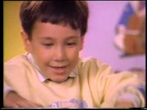 Manjar Colún - Hermanos - de fines de los años '80 - Comercial chileno