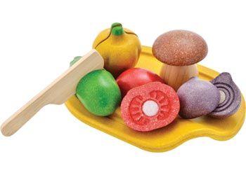 Assorted Vegetable Set | MY KIDS ROOM TAS #playfood #mykidsroomtas