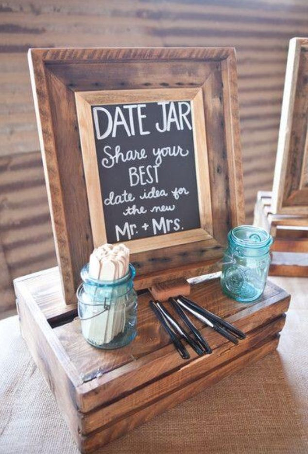 Date Jar ideas