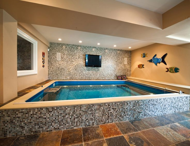 Spa In Swimming Pool: 17 Best Images About Endless Pools® On Pinterest