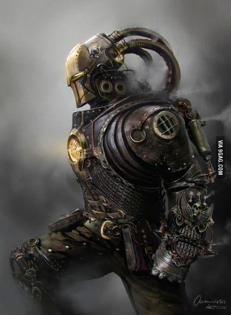Mediaeval Eras Iron man-  Because normal Iron Man isn't badass enough
