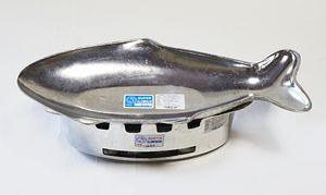 【楽天市場】魚料理用なべ モーペッサ 40cm アルミニウム 調理道具 料理道具 タイ料理 アジア 魚型なべ 鍋 タイ 業務用:ロンギンボーイキッチン