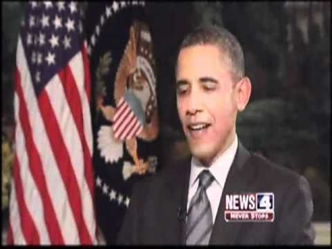 NEWS ANCHOR: IRS TARGETED ME AFTER OBAMA INTERVIEW (VIDEO)