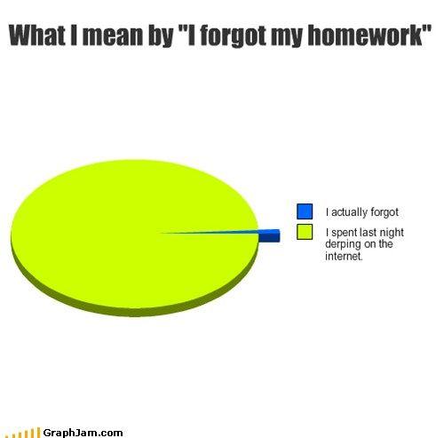 Too much homework essay