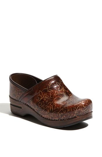 these for my next pair of Danskos?