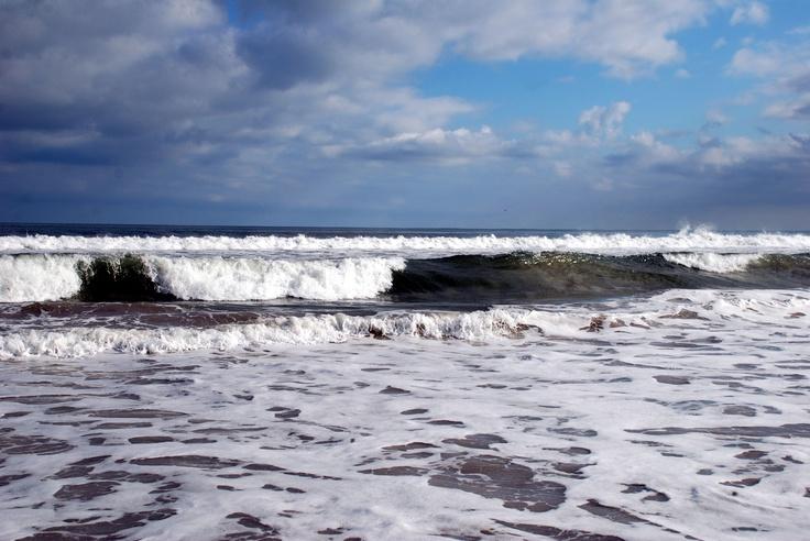Sea and sky on North Topsail Island, NC