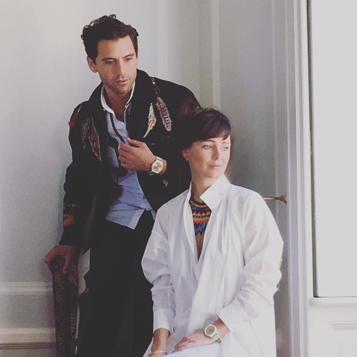 Mika and Yasmine for Swatch