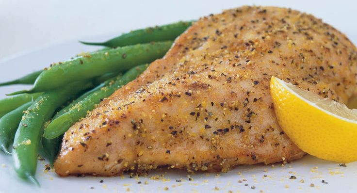Classic Lemon Pepper Chicken - Everyday Cooking - McCormick.com - Two of the most popular flavors, black pepper and lemon, are perfectly blended together in this versatile seasoning. Use Lemon & Pepper Seasoning on meat, chicken, fish and seafood salad.