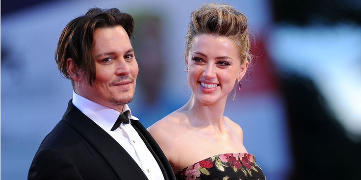 Are Amber Heard and Johnny Depp Expecting Their First Baby Together?  - HarpersBAZAAR.com