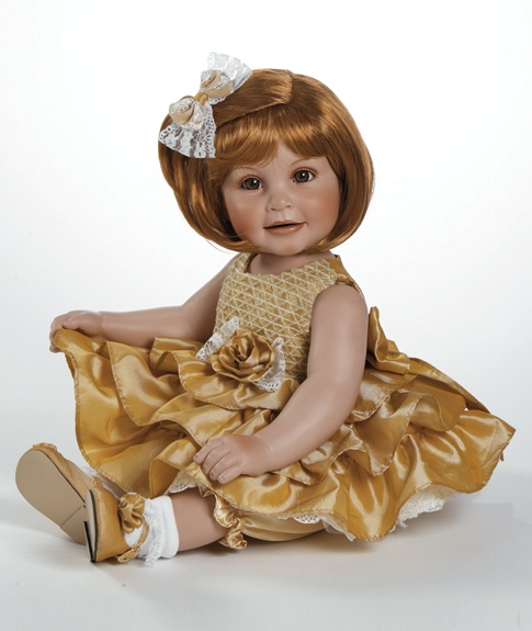 MARIE OSMOND DOLLS  LOVE AND LAUGHTER  Musical Doll purchased from my favorite-Count Your Beans!