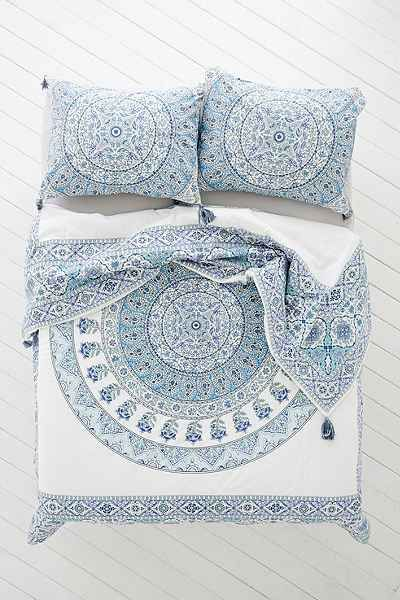 Magical Thinking Devi Medallion Duvet Cover - Urban Outfitters - $109