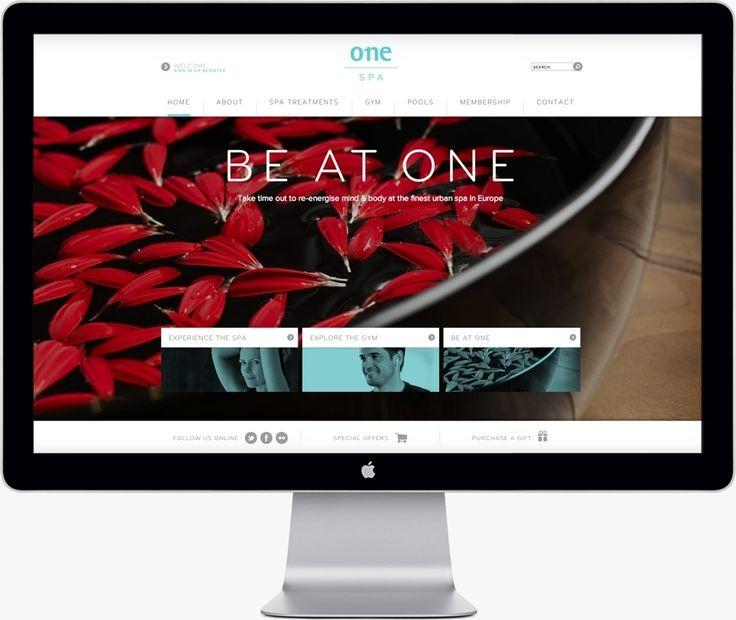 One Spa Website | http://www.onespa.com/
