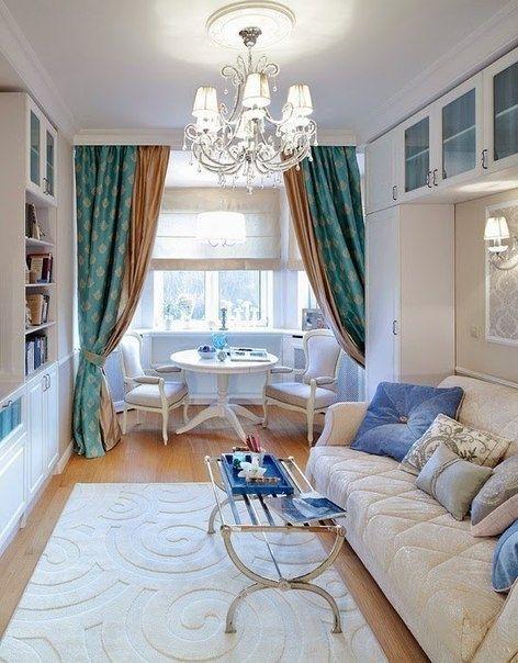 Интерьер квартиры 48 кв м - Дизайн интерьеров   Идеи вашего дома   Lodgers