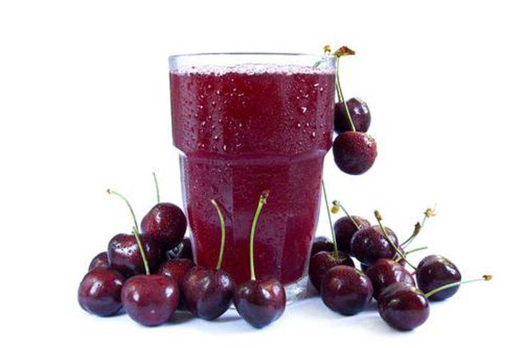 Domaći gusti sok od višanja bez konzervansa