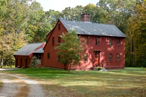 17 Best Images About Red Houses On Pinterest Early