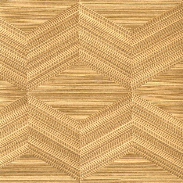 Thin wood planks crisscross into geometric form on this fascinating and organic texture.