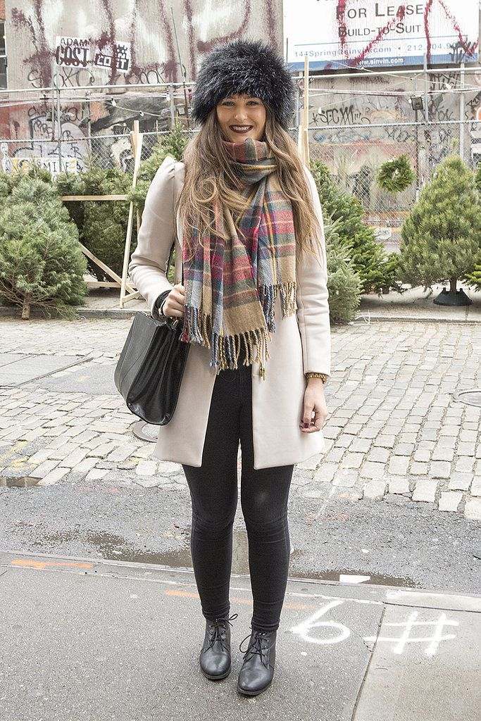 11 Best Images About Winter Fashion On Pinterest Fashion Weeks Popsugar And Jean Shirts