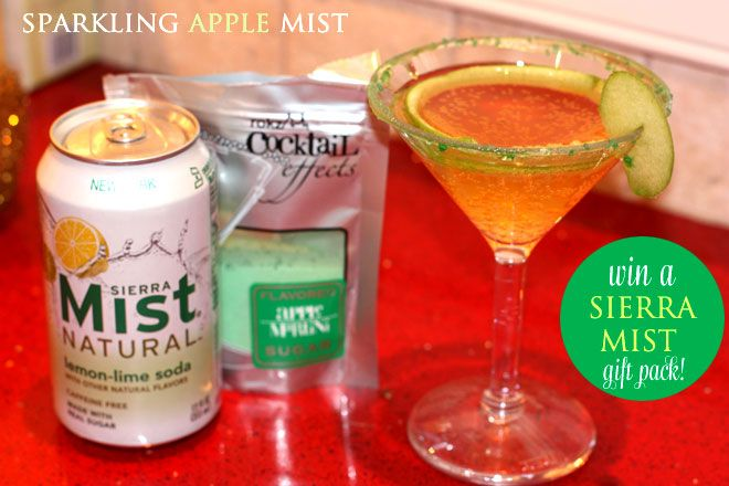 1000+ images about Sierra Mist Cocktails & Mocktails on Pinterest ...