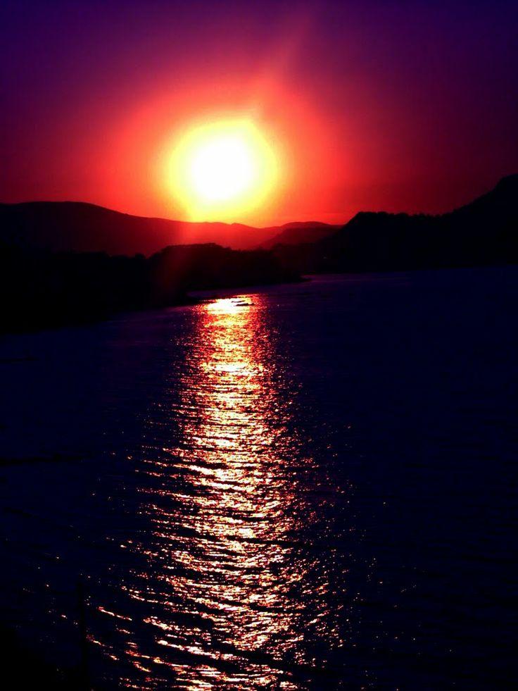 SUNSET, Zakynthos, Greece