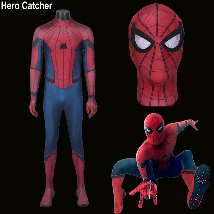 Popular Spiderman Suit-Buy Cheap Spiderman Suit lots from China ...