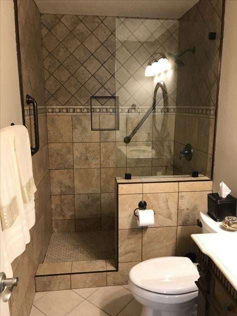 Simple Master Bathroom Remodel