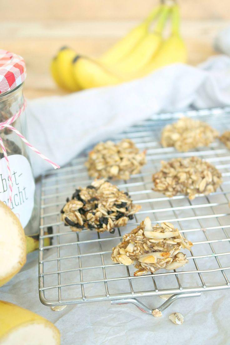 Rezept für leckere Hafer Kekse-Kooperation mit Kölln