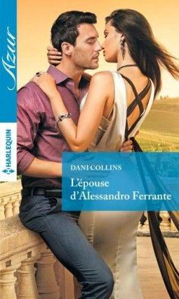Couverture du livre : L'épouse d'Alessandro Ferrante